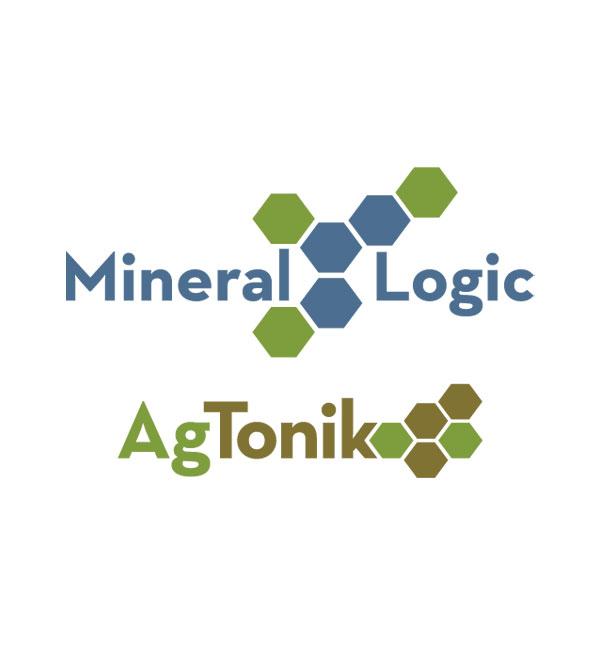 Mineral Logic AgTonik Logos